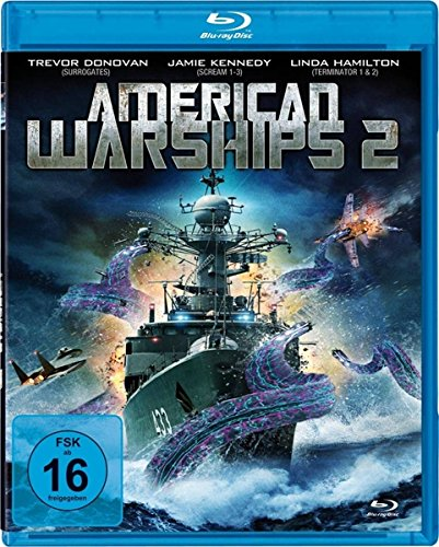 American Warships 2 [Blu-ray]