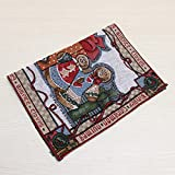BoatShop Christmas Gift Cotton Placemat Table Mat Tablecloth