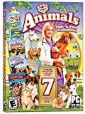 Avanquest World of Animals: Pets 'n Pals Collection - 7 Games