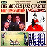 Four Classic Albums (The Modern Jazz Quartet / Django / Fontessa / The Modern Jazz Quartet At Music Inn)