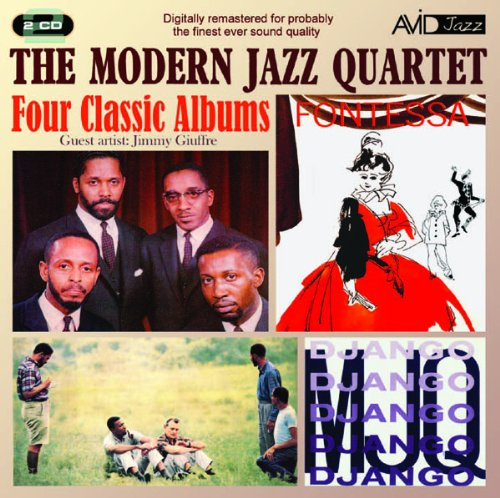 Four Classic Albums by Modern Jazz Quartet