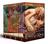 Hearts of Liberty (Four Complete Historical Romance Novels in One) (The Hearts of Liberty Series Book 6)