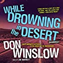 While Drowning in the Desert: The Neal Carey Mysteries, Book 5 Audiobook by Don Winslow Narrated by Joe Barrett
