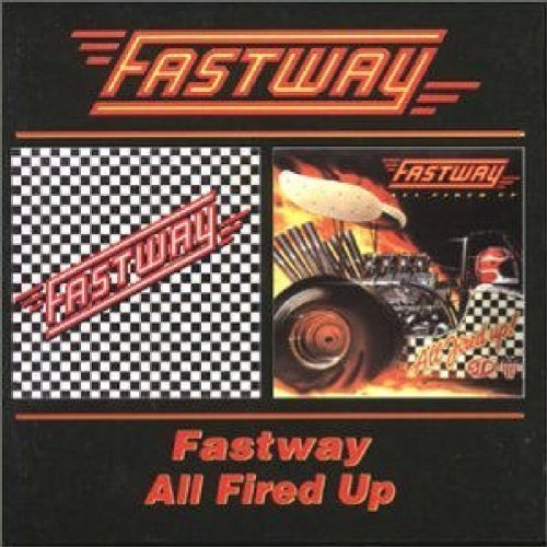 Fastway - Fastway / All Fired Up by Fastway (2015-01-01)