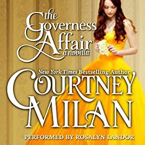 The Governess Affair Audiobook