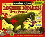 Dangereux dinosaures : Livre puzzle