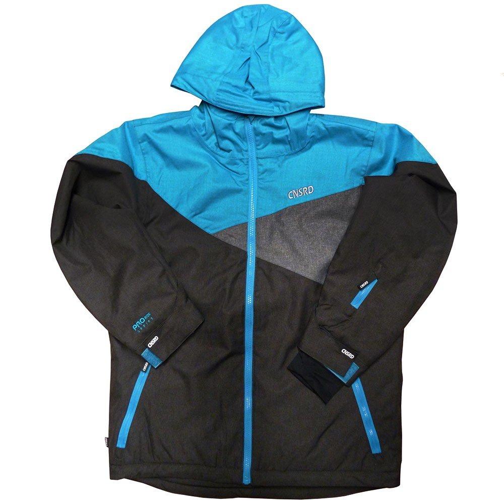 CNSRD Luke Junior Kinder Snowjacket Winterjacke 50209K grau blau (ocean graphite) online bestellen