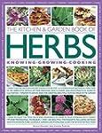 The Kitchen & Garden Book of Herbs: K...