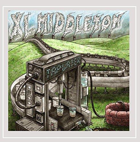 XL Middleton - Tap Water (CD)