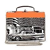 Snutch The Car Box Sling Bag Multicolor (BS027bwc)