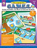 img - for Basic Language Arts G.A.M.E.S., Grade 2: Games, Activities, and More to Educate Students book / textbook / text book