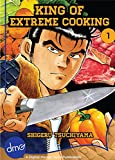 King of Extreme Cooking Vol 1 (Seinen Manga) (English Edition)