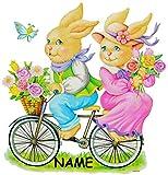 groes-Fensterbild-Osterhasen-mit-Fahrrad-incl-Name-mit-Glitzer-Fenstersticker-Ostern-statisch-haftend-Frhling-Hasen-Kken-Enten-Osterei-Sticker-zB-fr-Fenster-und-Spiegel-Aufkleber-selbstklebend-wiederv