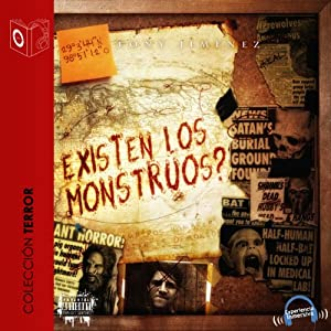 ¿Existen los monstruos? [Are There Monsters?] Audiobook