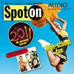 Spot on Audio - High-school fun. 11-12/2011 Hörbuch