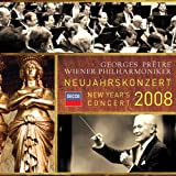echange, troc Georges Prêtre, Wiener Philharmoniker - New Year's Concert 2008