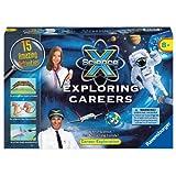 Ravensburger Science X Exploring Careers - Juego de ciencia (en inglés) [Importado de Reino Unido]