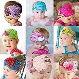 Baby Kinder Stirnband Feder Haarband Mädchen Haarschmuck