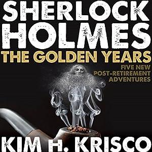 Sherlock Holmes the Golden Years Audiobook