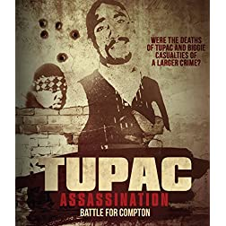 2 Pac - Assassination III: Battle For Compton [Blu-ray]