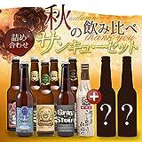 【世界が認めた新潟の地ビール】 【福袋・秋】世界一のビールを含むスワンレイクビールを飲み比べ 10本詰め合せセット 人気限定ビールスワンレイクIPA入りパーティセット福袋