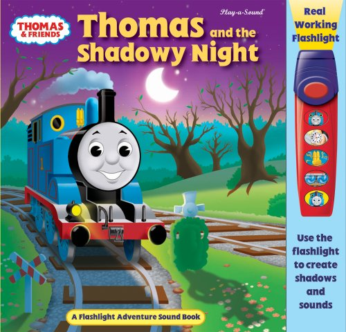 Thomas and the Shadowy Night [With Flashlight]