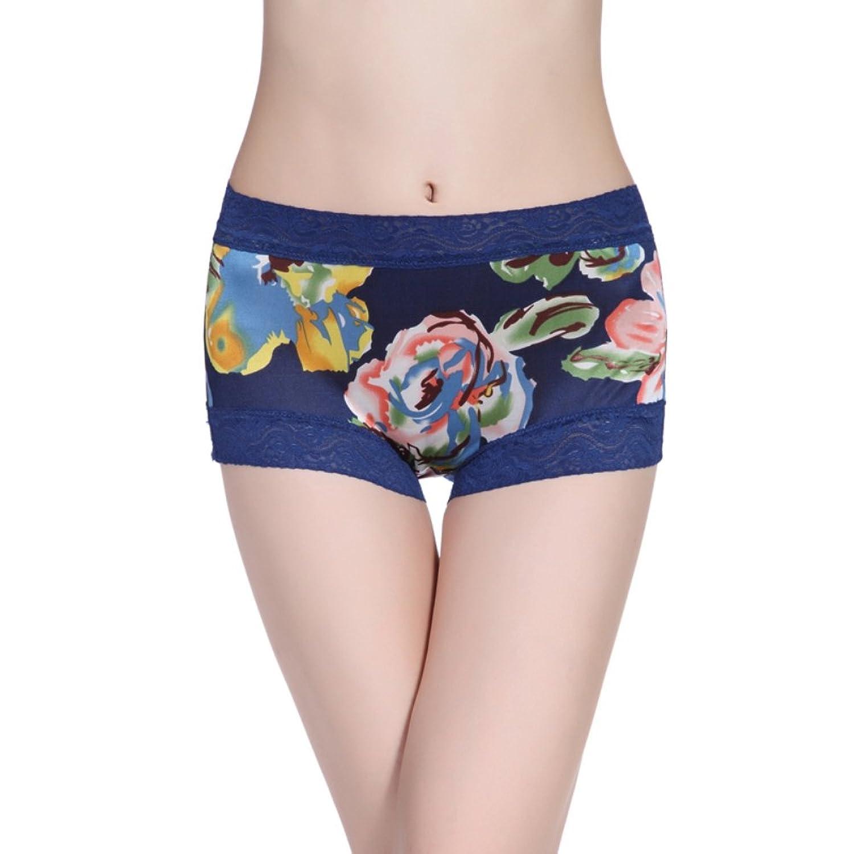 Lilysilk Spitze Seide Slip Midislips Bikinislip Damen Seide Tailenslip jetzt kaufen