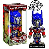 Transformers 2 Revenge of the Fallen Optimus Prime Wacky Wobbler Special Print