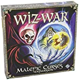 Wiz-War Expansion: Malefic Curses