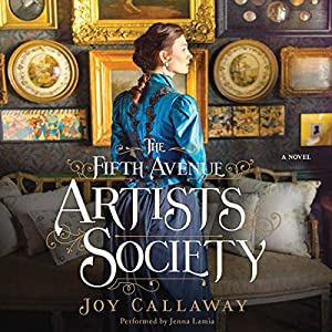 The Fifth Avenue Artists Society Hörbuch