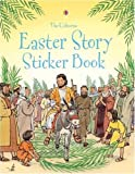 Heather Amery The Easter Story Sticker Book (Usborne Bible Stories)