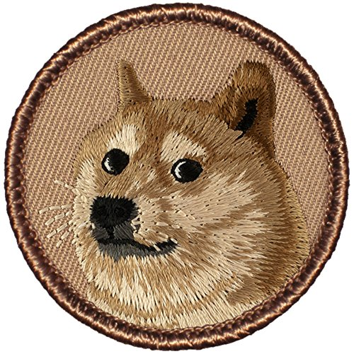 shibe-doge-dog-face-patrol-patch-2-diameter-round-embroidered-patch