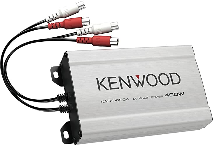 Kenwood KAC-M1804 4-channel Amplifier