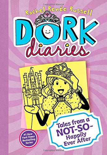 Dork Diaries 8: Tales From A Not-So-Happily Ever After front-647900