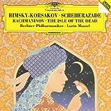 リムスキー=コルサコフ:交響組曲「シェエラザード」、ラフマニノフ:交響詩「死の島」