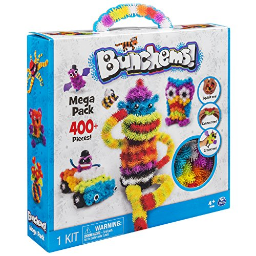 Bunchems - 6026103 - Jeu de Construction - Mega Pack