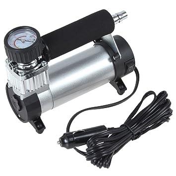YD-3035 Car Compressor Tire Air Pump 12V Electric Portable Pump Inflator Auto Bi