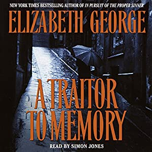 A Traitor to Memory Audiobook