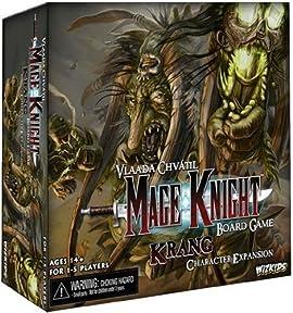 Mage Knight: Krang Character