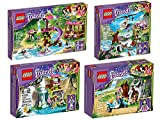 Lego Friends Ultimate Jungle Collection 5004242 (41032,41033,41036,41038)