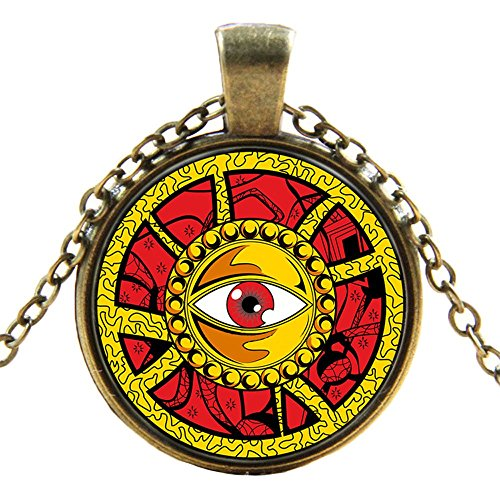 Eye of Agamotto Doctor Strange Pendant