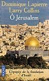 echange, troc Larry COLLINS, Dominique LAPIERRE - O Jérusalem