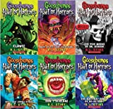 img - for Goosebumps Hall of Horrors Boxed Set: #1 Claws!; #2 Night of the Giant Everything; #3 The Five Masks of Dr. Screem; #4 Why I Quit Zombie School; #5 Don't Scream!; #6 The Birthday Party of No Return! (Books 1-6) book / textbook / text book