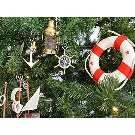 61EvmX8cqSL._SS450_ Beach Christmas Ornaments and Nautical Christmas Ornaments