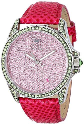 Juicy Couture Women's 1901132 Stella Analog Display Quartz White Watch
