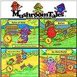 Mushroom Tales, Volumes 1-4: Rules of Gold - Bullies - How to Win a Race - My Mom Rocks! | David Freeman,Connie Robayo
