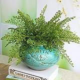 Bouquet de Gingko Artificiel Décoration pour Salon Maison...