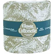 Kleenex Cottonelle Commercial 2-Ply Bathroom Tissue-2-PLY BATH TISSUE