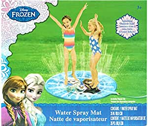 Buy Disney Frozen Water Sprinkler Spray Mat Online At Low