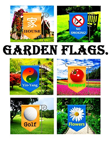 garden-flags-ideal-ornamental-flags-english-edition